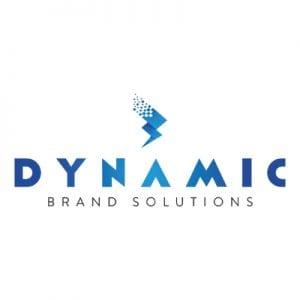 Dynamic Brand Solutions Logo Design