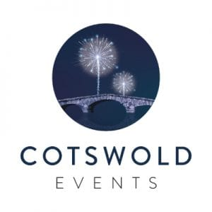 Cotswold Events Logo Design