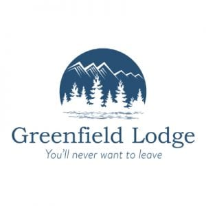 Greenfield Lodge Logo Design