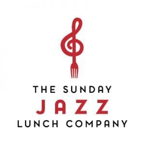 The Sunday Jazz Lunch Company Logo Design