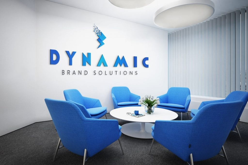 Dynamic Brand Solutions Logo Design