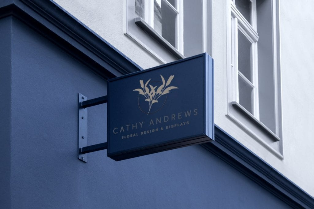 Cathy Andrews Logo Design